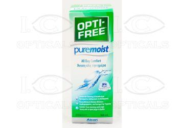 Υγρό φακών επαφής Opti-Free Pure Moist 300ml