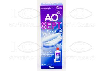 Υγρό Φακών Επαφής Ao Sept Plus 360ml