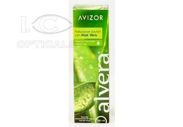 Υγρό φακών επαφής Alvera 350ml