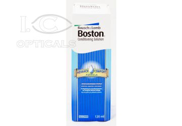 Υγρό φακών επαφής Boston Advanced Conditioning Solution 120ml
